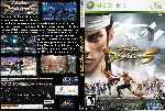 miniatura Virtua Fighter 5 Dvd Custom Por Trompozx cover xbox360