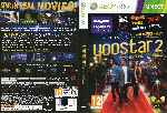miniatura Yoostar 2 In The Movies Dvd Por Humanfactor cover xbox360