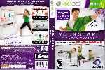 miniatura Your Shape Fitness Evolved Dvd Por Humanfactor cover xbox360