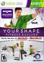miniatura Your Shape Fitness Evolved Frontal Por Humanfactor cover xbox360