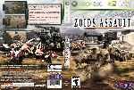 miniatura Zoids Assault Dvd Custom Por Luisdecali12 cover xbox360
