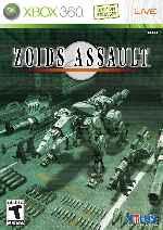 miniatura Zoids Assault Frontal Por Caluga cover xbox360