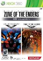 miniatura Zone Of The Enders Frontal Por Airetupal cover xbox360