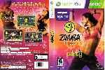 miniatura Zumba Fitness Dvd Por Humanfactor cover xbox360