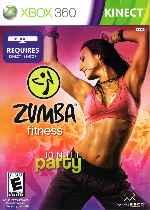 miniatura Zumba Fitness Frontal Por Humanfactor cover xbox360