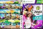 miniatura Zumba Kids Dvd Custom Por Kontrolpc cover xbox360