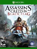 miniatura Assassins Creed Iv Black Flag Frontal Por Airetupal cover xboxone