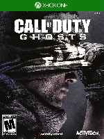 miniatura Call Of Duty Ghosts Frontal Por Airetupal cover xboxone