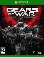 miniatura Gear Of War Ultimate Edition Frontal Por Airetupal cover xboxone