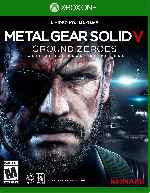 miniatura Metal Gear Solid V Ground Zeroes Frontal Por Airetupal cover xboxone