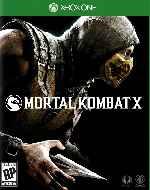 miniatura Mortal Kombat X Frontal Por Airetupal cover xboxone