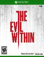 miniatura The Evil Within Frontal Por Airetupal cover xboxone