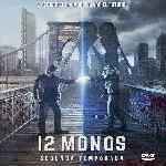 miniatura 12 Monos Temporada 02 Por Chechelin cover divx