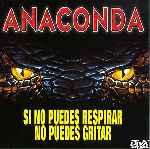 miniatura Anaconda Por El Verderol cover divx