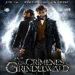 miniatura Animales Fantasticos Los Crimenes De Grindelwald Por Chechelin cover divx