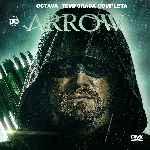 miniatura Arrow Temporada 08 Por Chechelin cover divx