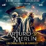 miniatura Arturo Y Merlin Los Caballeros De Camelot Por Chechelin cover divx