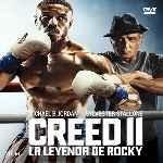 miniatura Creed Ii La Leyenda De Rocky Por Chechelin cover divx
