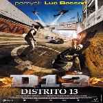 miniatura D13 Distrito 13 Por Rege cover divx