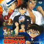 miniatura Detective Conan El Puno De Zafiro Azul Por Chechelin cover divx