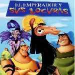 miniatura El Emperador Y Sus Locuras Por Pred10 cover divx