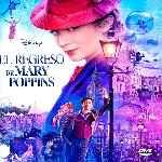 miniatura El Regreso De Mary Poppins Por Chechelin cover divx