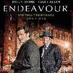 miniatura Endeavour Temporada 07 Por Chechelin cover divx