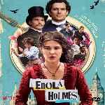 miniatura Enola Holmes Por Chechelin cover divx