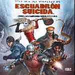 miniatura Escuadron Suicida Consecuencias Infernales Por Chechelin cover divx