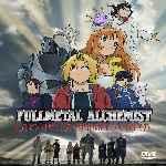 miniatura Fullmetal Alchemist 2003 La Estrella Sagrada De Milos Por Chechelin cover divx