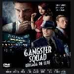 miniatura Gangster Squad Brigada De Elite Por Chechelin cover divx