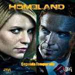 miniatura Homeland Temporada 02 Por Chechelin cover divx