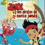 miniatura Jake Y Los Piratas De Nunca Jamas Por Chechelin cover divx