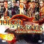 miniatura Juego De Tronos Temporada 05 V2 Por Chechelin cover divx