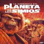 miniatura La Conquista Del Planeta De Los Simios Por John Smith cover divx