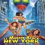 miniatura La Muerte Ataca Nueva York Por Chechelin cover divx