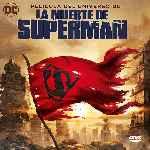 miniatura La Muerte De Superman 2018 Por Chechelin cover divx
