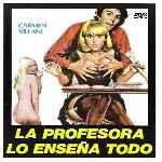 miniatura La Profesora Lo Ensena Todo Por Chechelin cover divx