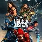 miniatura Liga De La Justicia 2017 Por Chechelin cover divx