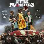 miniatura Little Monsters 2019 Por Chechelin cover divx