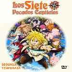 miniatura Los Siete Pecados Capitales Temporada 02 Por Chechelin cover divx
