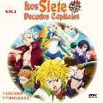 miniatura Los Siete Pecados Capitales Temporada 03 Por Chechelin cover divx