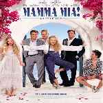 miniatura Mamma Mia La Pelicula Por Mastercustom cover divx