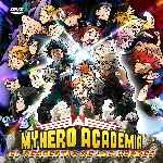 miniatura My Hero Academia El Despertar De Los Heroes Por Chechelin cover divx