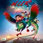 miniatura Nur Y El Templo Del Dragon Por Chechelin cover divx