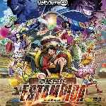 miniatura One Piece Estampida Por Chechelin cover divx