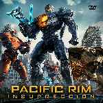 miniatura Pacific Rim Insurreccion Por Chechelin cover divx