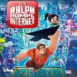 miniatura Ralph Rompe Internet Por Chechelin cover divx