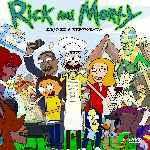 miniatura Rick And Morty Temporada 02 Por Chechelin cover divx