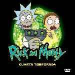 miniatura Rick And Morty Temporada 04 Por Chechelin cover divx